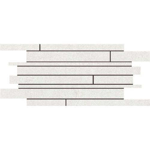 Vita Hvid Stavmosaik 30x60 - Mosaikhjørnet - Fliser, klinker og ...