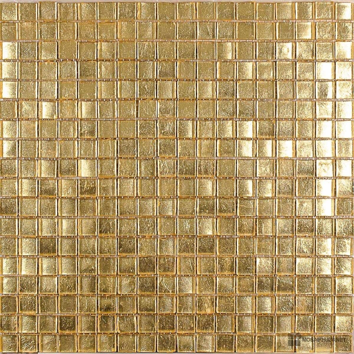 Oroantico Guld 1 4x1 4 Mosaikhj 248 Rnet Fliser Klinker