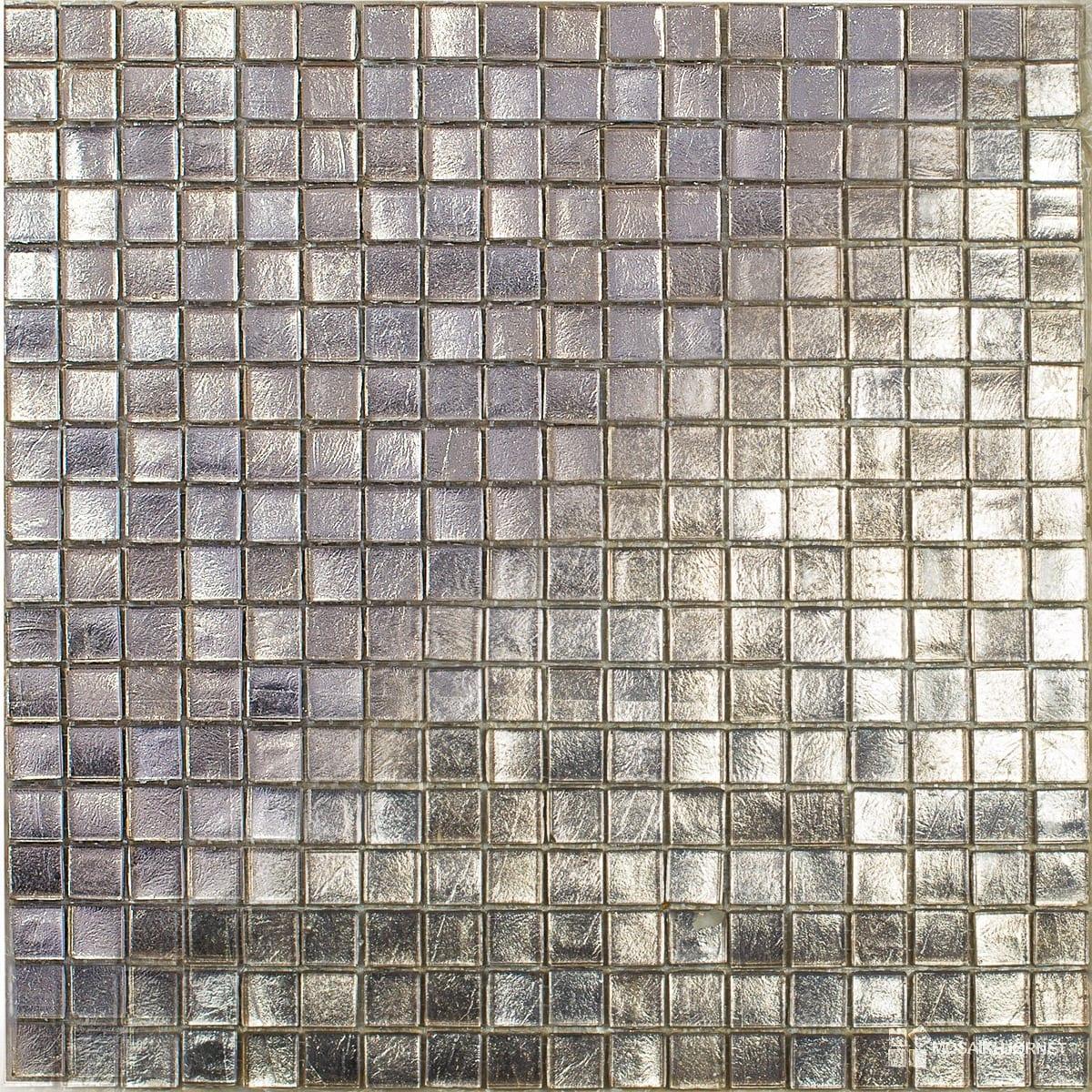 #5B5042 Mest effektive Argento Antico Sølv 1 4x1 4 Mosaikhjørnet Fliser Klinker Og Mosaik Til B  Fliser Til Bad Og Køkken 4805 120012004805