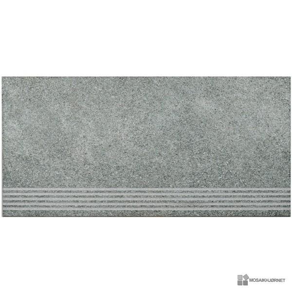 Ecostone Silver trappe 30x60 - Mosaikhjørnet - Fliser, klinker og ...
