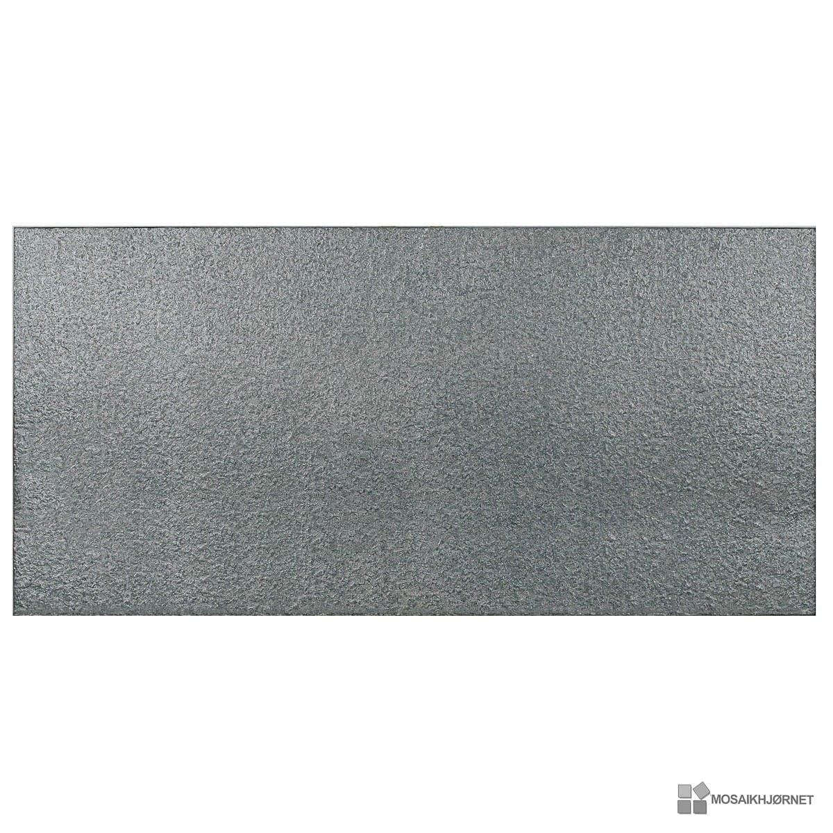 #6E685D Mest effektive Ecostone Antracite 30x60 Mosaikhjørnet Fliser Klinker Og Mosaik Til Bade  Fliser Til Bad Og Køkken 4805 120012004805