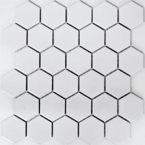 2850225-Hexagon-Hvid-Blank-51x59mm