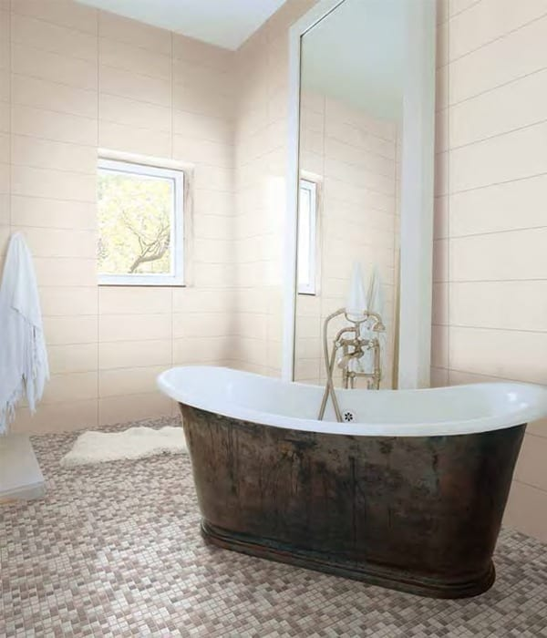 City-mosaik-bad-lysmix - Mosaikhjørnet - Fliser, Klinker Og Mosaik ... Design Badevrelse Med Natursten