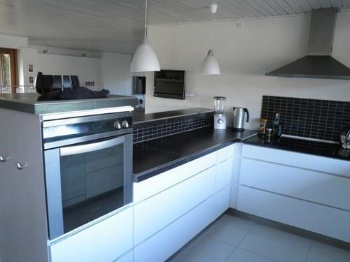 Gulvklinker som køkkenbordplade - Mosaikhjørnet - Fliser, klinker ...