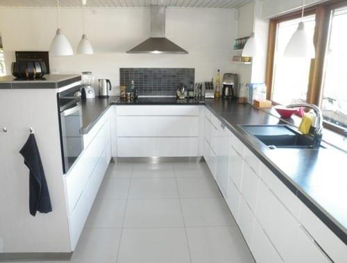 Køkkenbordplade