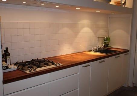Mosaik fliser køkken