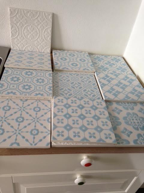 Køkken makeover   mosaikhjørnet   fliser, klinker og mosaik til ...