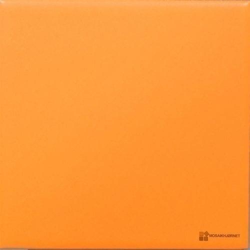 In Mandarino Orange Flise
