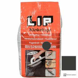 Lip Klinkefuge Koksgrå