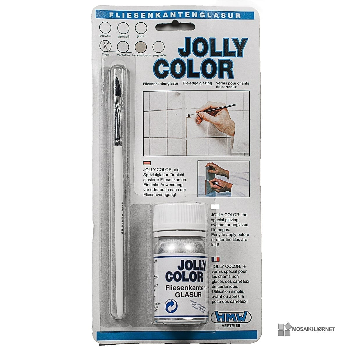 Jolly Color Fliseglasur