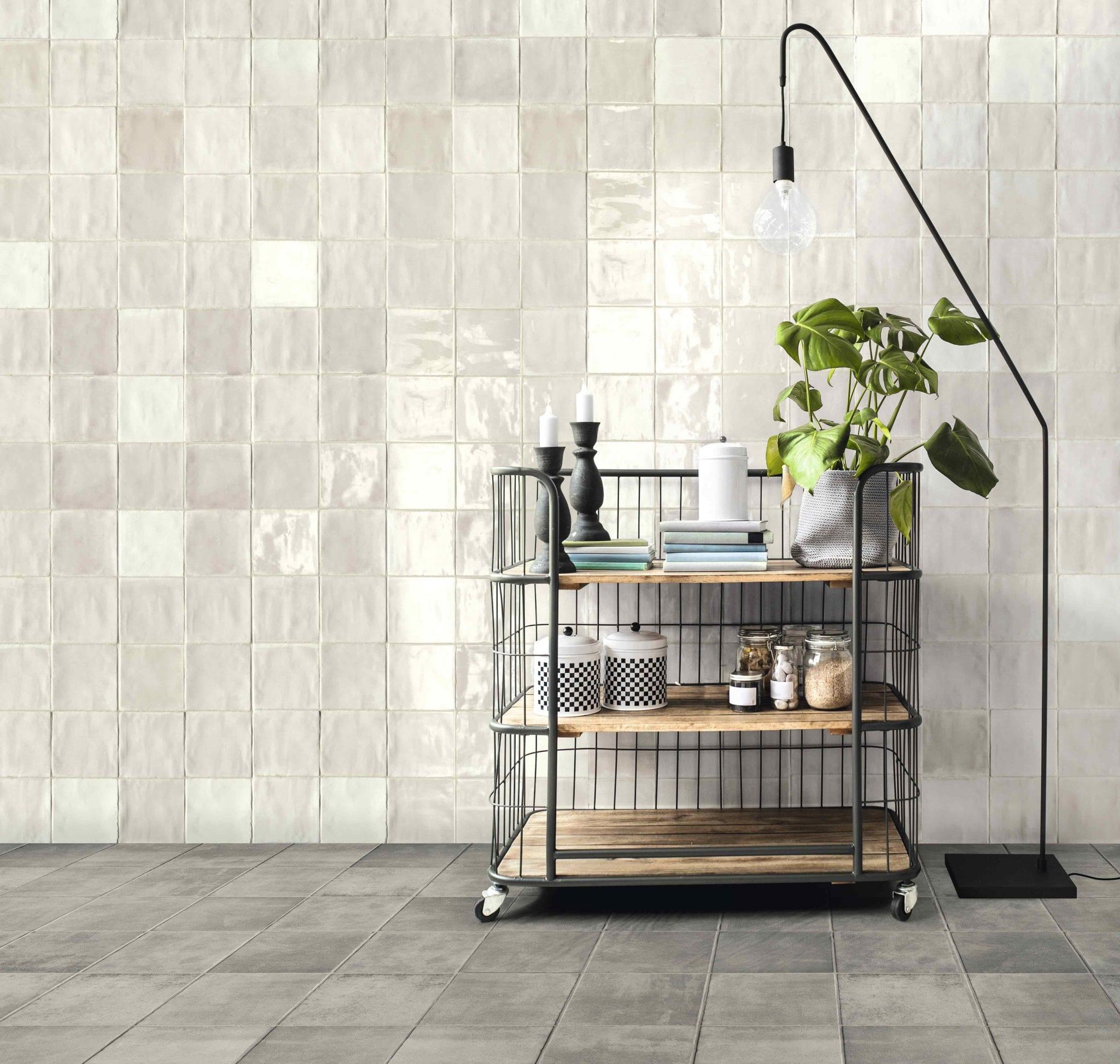 Tera fliser klinker køkken badeværelse køkken inspiration
