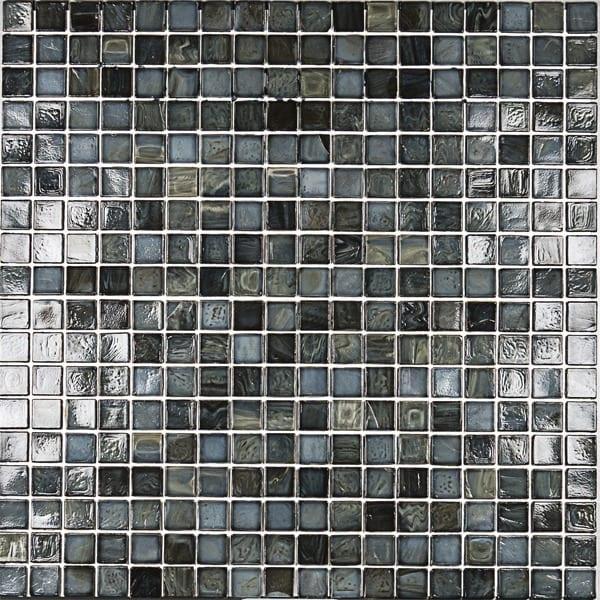 glasmosaik køkken