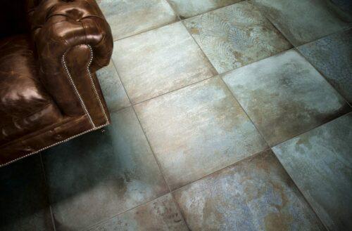 irgroen kobber flise klinke fliser klinker gulvflise gulvfliser gulvklinke gulvklinker