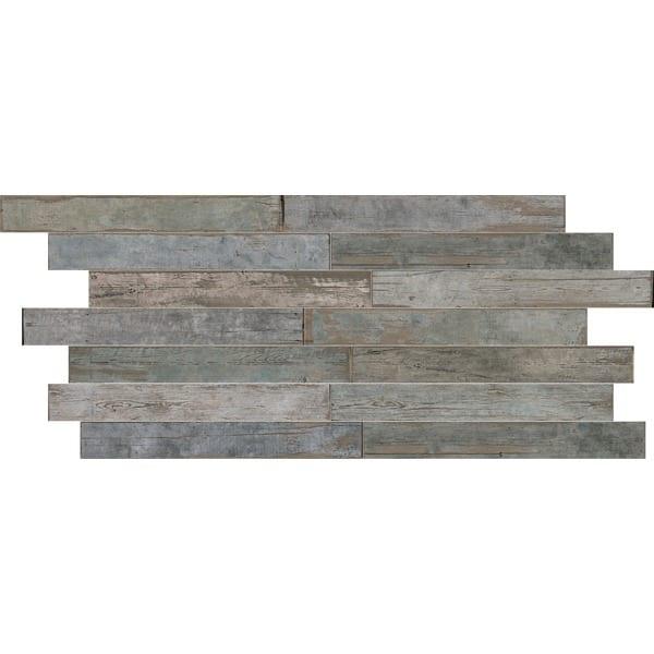 Enormt Driftwood Mix 15x120 - Mosaikhjørnet - Fliser, klinker og mosaik IB38