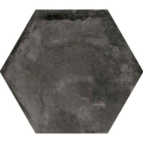 Himmelbjerget hexagon mørkegrå