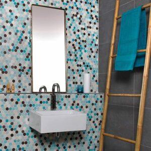 kube aqua mix mosaik