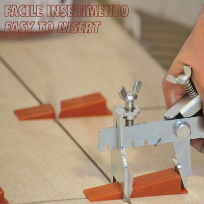 nivellering montering af fliser fremgangsmåde diy fliseopsætning