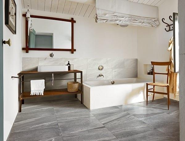 sandstone grey white klinke klinker flise fliser gulvflise gulvfliser gulvklinker gulvklinke vaegflise vaegfliser