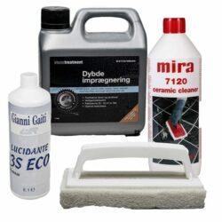 Rengøring og pleje