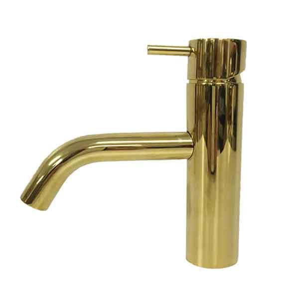 blandingsbatteri badeværelse Sanford Armatur Messing   Mosaikhjør  Fliser, klinker og  blandingsbatteri badeværelse