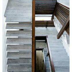 Trappe - og udendørs fliser